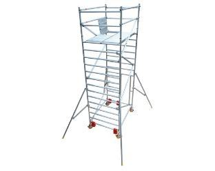 Double Width Build Now Model with Easy Access Stairs