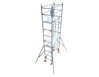 Single Width Build Now Model with Straight Ladder