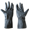 Elephant Black Rubber Gloves GLOVES HARDWARE & HAND TOOLS Hardware