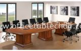 D 688 BOAT SHAPE CONFERENCE TABLE GRAND CONFERENCE TABLE Conference Table