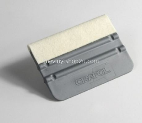 ORACAL HALF FELT SQUEEGEE