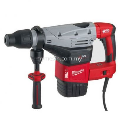 MILWAUKEE KANGO 750S SDS-MAX COMBINATION HAMMER - 50MM CAPACITY