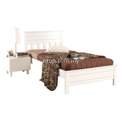 Atop ATN 9331WH Super Single Bed Frame