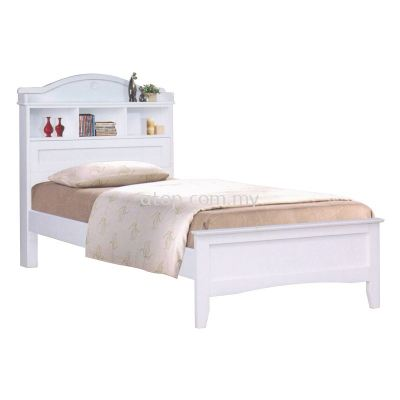 Atop ATN 9348WH Super Single Bed Frame