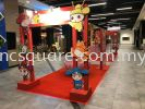 Xiamen Mid-autumn Festival, KL Exhibition Booth Booth Design