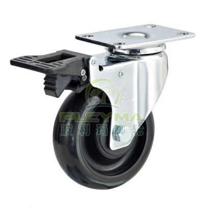Top Plate Type ESD Caster Wheel