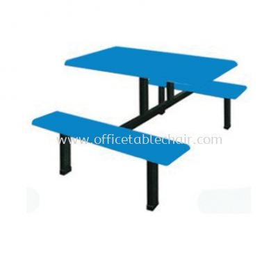 4 SEATER FIBREGLASS WITH BENCH SEAT (BLUE)