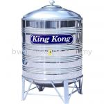 King Kong Stainless Steel Water Tank Malaysia HR 300 (3000 Litres / 670 Gallons)
