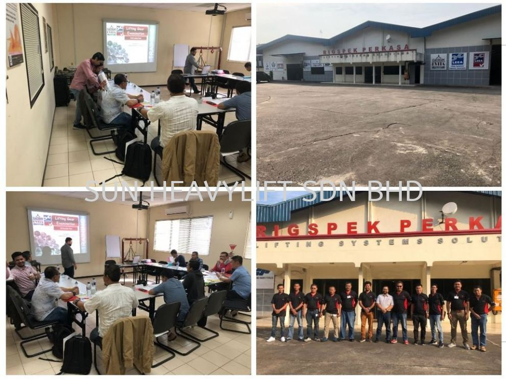 LIFTING GEAR INSPECTOR TRAINING COURSE