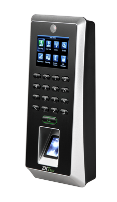 2 in 1 Door Access + Time Attendance System (F21-LITE