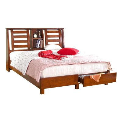 Atop ATN 9517A Bed Frame W/Drawer