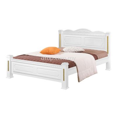 Atop ATN 8503WH Bed Frame