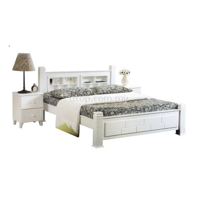 Atop ATN 952WH Bed Frame