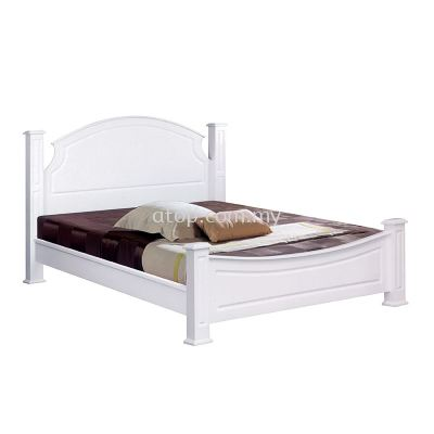 Atop ATN 9563WH Bed Frame