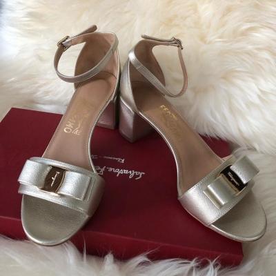 (SOLD) Brand New Salvatore Ferragamo Gavina 1 5cm Heels