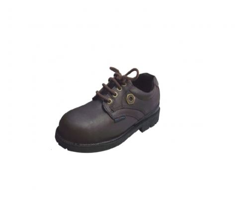 Black Hammer BH4658 4000 Series Low Cut Lace Up Safety Shoes