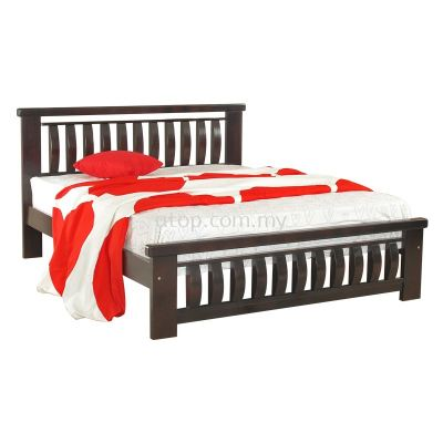Atop ATN 8650W King Size Bed Frame