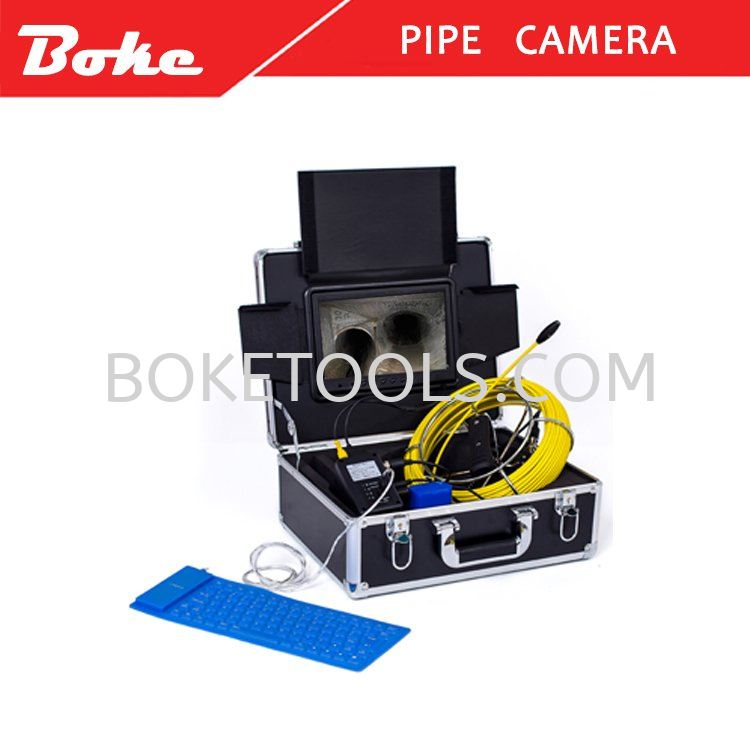 Monitor Pipe Camera BKMPC-0923 PIPE CAMERA PIPE MACHINE