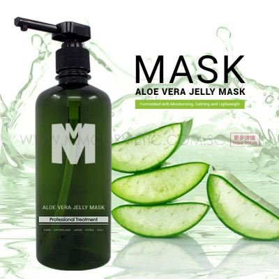 Mask Aloe Vera Jelly Mask