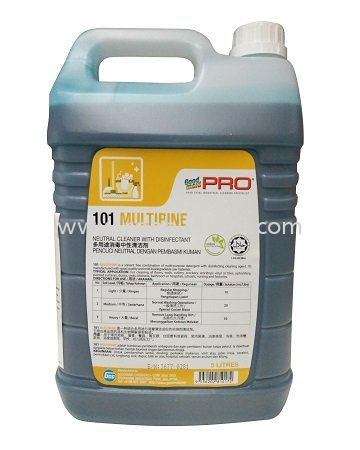 GOODMAID GMP 101 MULTIPINE  GOODMAID PRO GOODMAID CLEANING CHEMICALS
