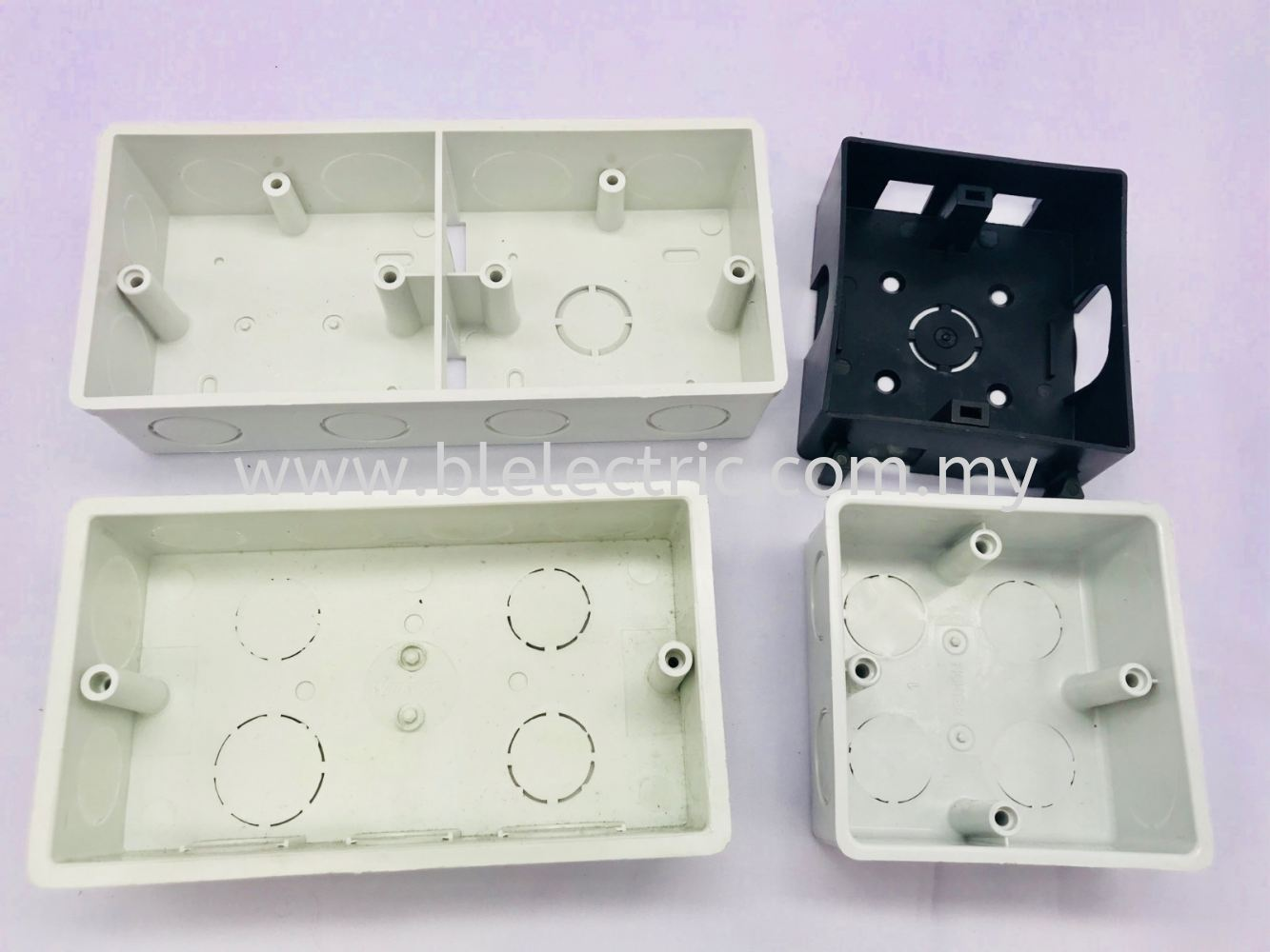 Pvc Conceal Box Kob Accessories Conduit Pipe Of Conduits Pipes Electrical Trunkings Plumbing Allpvc