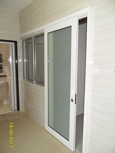 Suspended Sliding Door
