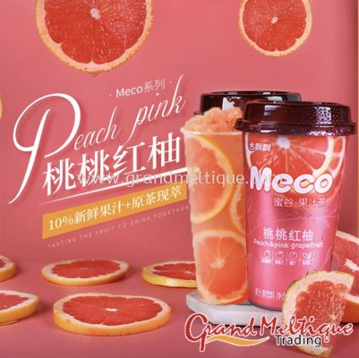 MECO PEACH & PINK GRAPEFRUIT JUICE