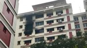 45 residents evacuated after fire breaks out in Tampines flat