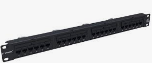 Systimax 1100GS3-760206797 Cat6 24port patch panel, 1u Systimax ELV CABLE / ICT CABLE