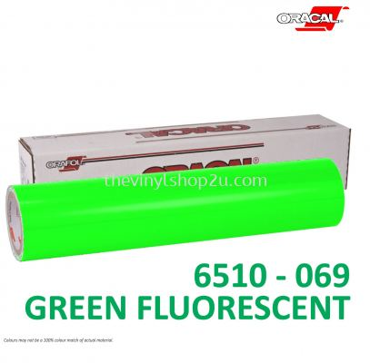 ORACAL® 6510 FLUORESCENT CAST - 069