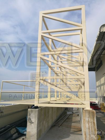 Steel Structure Rack