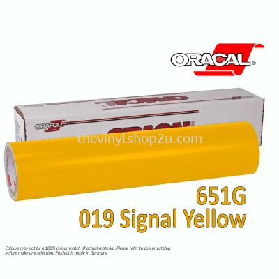 ORACAL® 651 INTERMEDIATE CAL - G019