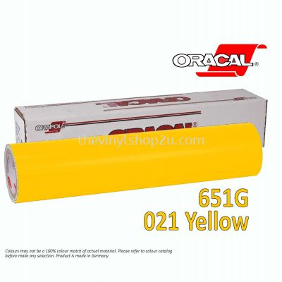 ORACAL® 651 INTERMEDIATE CAL - G021
