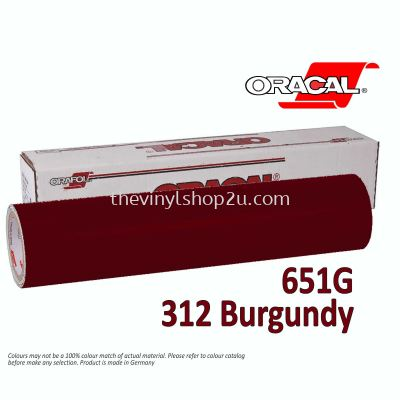ORACAL® 651 INTERMEDIATE CAL - G312