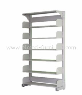GY606 Library Single Sided Rack