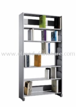 GY605 Library Single Sided Rack
