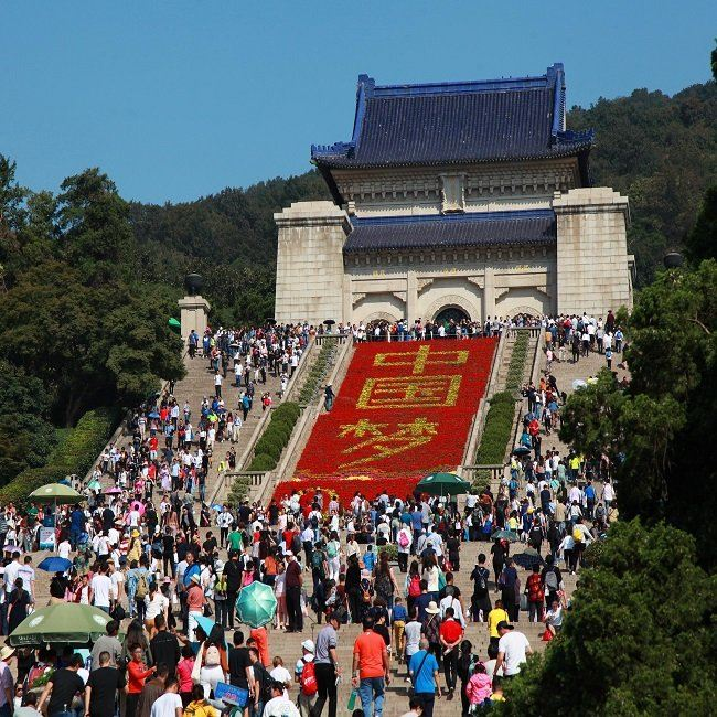 China National Day Golden Week, 700m tourists nationwide TravelNews