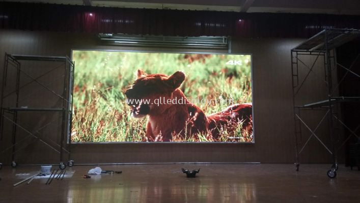 7.04m x 3.52m P4 INDOOR LED DISPLAY BOARD(FULL COLOR)