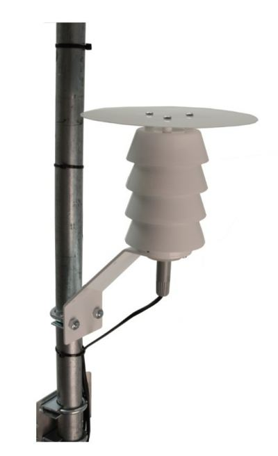 EST-200 Temperature and Humidity Sensor with Solar Radiation Shield