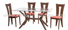 Pragu Dining Set