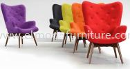 RC167 Lounge Chair Chairs