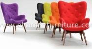 RC167 Lounge Chair Chairs