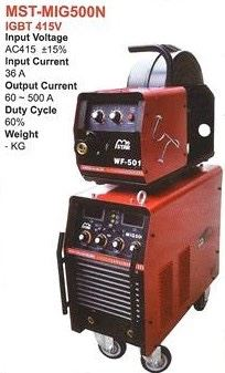 Mostar MIG Welding Machine MST-MIG500