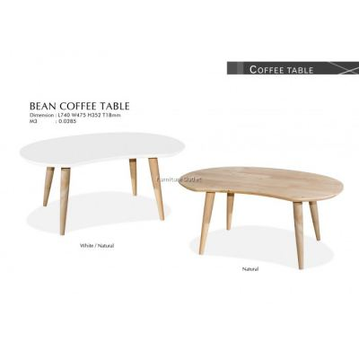 BEAN SHAPE COFFEE TABLE MALAYSIA