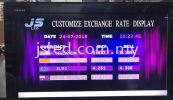 Money Changer Display LCD Display Solution