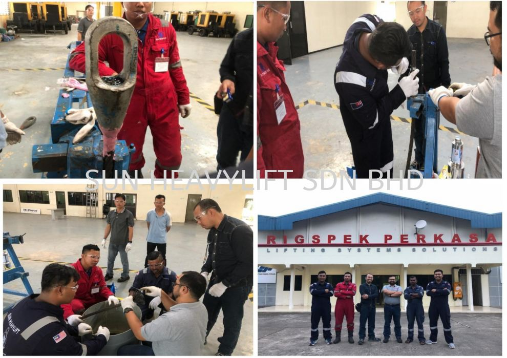 WIRE ROPE SOCKETING TRAINING COURSE