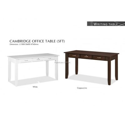 CAMBRIDGE 5 FEET OFFICE TABLE MALAYSIA
