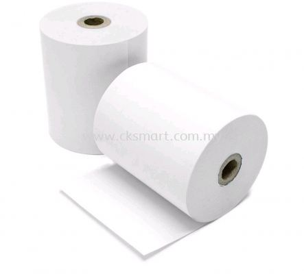 THERMAL PAPER ROLL 80MM X 80MM