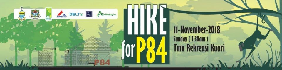Hike for P84 November 2018 Year 2018 Past Listing