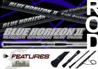 BLUE HORIZON II ROD SENSES